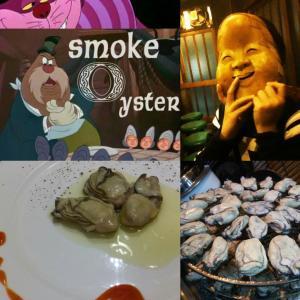 解禁 2019 BARMOO 牡蠣の燻製