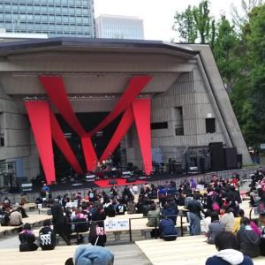 ミオヤマザキ@日比谷野外音楽堂