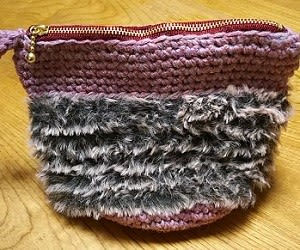 セリアで購入した毛糸は・・・