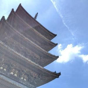 昼間の興福寺