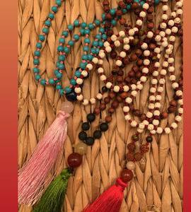 Mala Beads Necklace