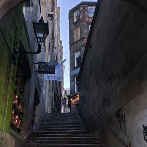 スコットランド旅行記 46:エディンバラ市街散策(&ゴーストツアー)