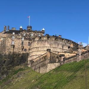 スコットランド旅行記 47:エディンバラ城