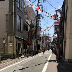 中年の日本帰郷 Vol.51 田舎っぺ中年の東京24時間【大田区~新橋】