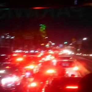 ジャカルタの夕べ