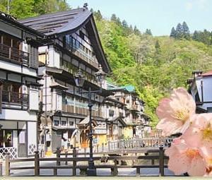 GWは、比較的安全な国内旅行で贅沢 山形県銀山温泉