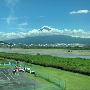 富士山いただきました( ´ ꒳ ` )ノ