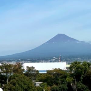 富士山日和…