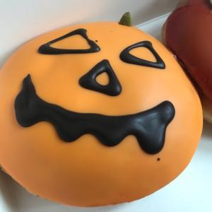 かぼちゃドーナツ