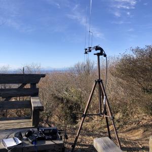 SOTA JA/IB-022(茨城県宝篋山)ハイキングと無線