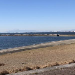 2021年_初ポタリングと海浜幕張移動運用