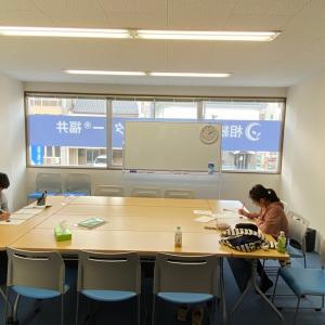 事務所2Fのセミナールーム