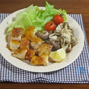 ごはんがめちゃ進む 鶏肉の\ピリ辛/ 豆板醤焼き