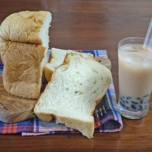 ホームベーカリーでおうち乃が美「生」食パン