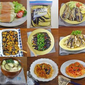 【無限ナスレシピ9選】美味しすぎてハマってしまう茄子料理