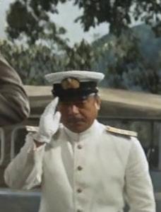 「はい、中曽根幹事長!」中曽根元総理の敬礼の思い出・・・