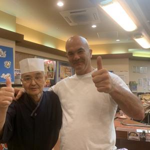 コロナで閉店、ワールドプラザのおんまく寿司さん!ただ、残念という言葉しか思い当たらない。