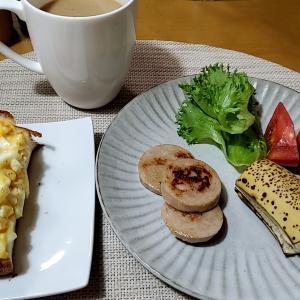 朝食&高カロリーのスイーツ&お墓参りの予定など‥