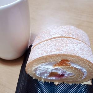 """""""ロールケーキ""""のおやつ&早めの支度で早めに片付く日曜日♪"""