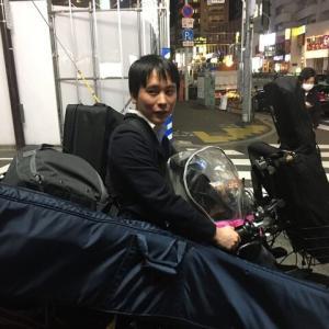 歌舞伎町ライブハウスに突入