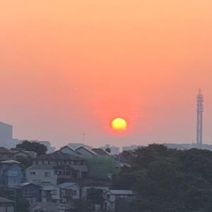 綺麗な日の出