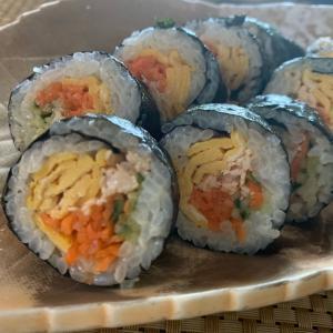 참차김밥(ツナキンパ)