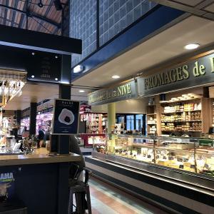 フレンチバスク バイヨンヌ中央市場
