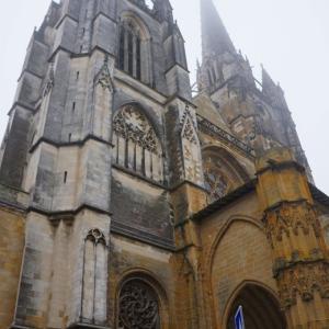 フレンチバスク バイヨンヌ 世界遺産大聖堂