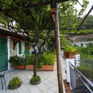 南イタリア レモン農園滞在のお部屋