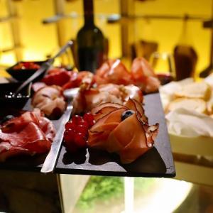イタリア ベローナ美食の旅 生ハムグルメ