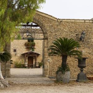 シチリアの新アグリツーリズモ エンナにある元修道院