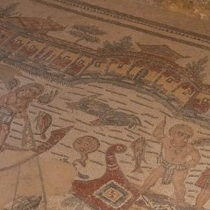 イタリア シチリア島のエンナの世界遺産