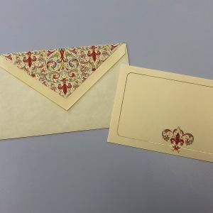 イタリア フィレンツェ伝統カード