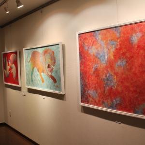 AKi銀座個展(9月28日〜10月3日)ご案内