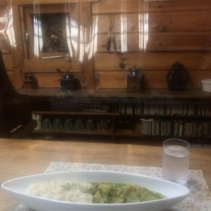 オクシズの隠れ家Cafeとパンパスグラスリース。。。
