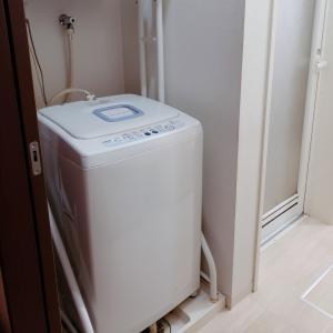 さようなら、ビンテージ洗濯機!!