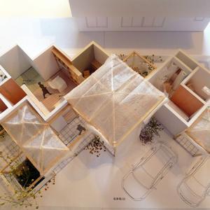 パーゴラで繋がる美容室の提案をしました!
