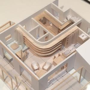 『テラス イン テラスの家(リノベーション)』工事着工です。