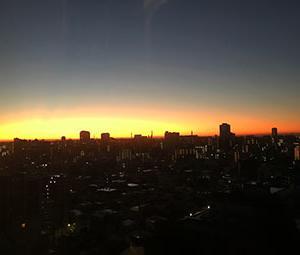 ★☆ 優しい夜明け/いろんな人のいろんな1日が始まる