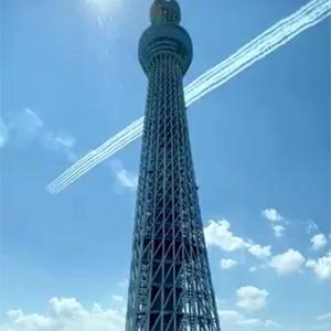 ★☆ Blue Impulse/希望を届ける編隊飛行。