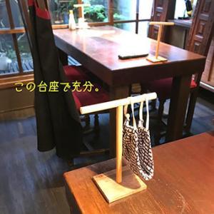 ★☆ ユー・キープ・ミー・ハンギング・オン/手作りマスクスタンド作ってみたわん。