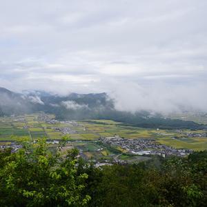 台風が近づいている 9月17日(金)曇り時々小雨