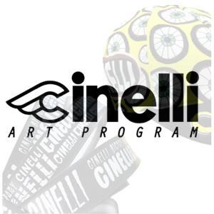『Cinelli Art Program』シリーズから新作のキャップ&バーテープが登場!