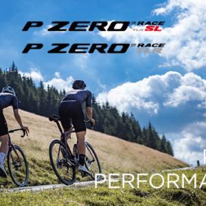 【新製品】PIRELLI 『P ZERO RACE/P ZERO RACE SL』発表!