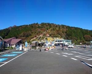 筑波山登山 (茨城県つくば市)