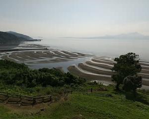 御輿来海岸 (熊本県宇土市)