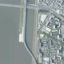 荒川河口~四つ木橋。(「荒川」を遡る。総集編。その1。)