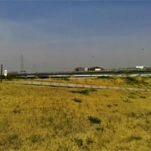 平方河岸。「冠水橋」。ホンダ エアポート。榎本牧場。御成橋。川幅日本一。(「荒川」を遡る。総集編。その5。)