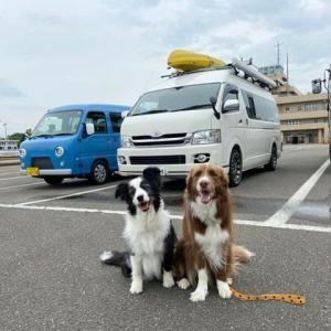 メースパと佐渡島へ