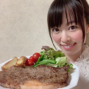 *お肉でしょ、そりゃ*